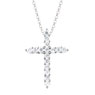 Cross Diamond Necklaces