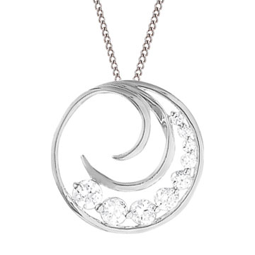 Journey Diamond Necklaces
