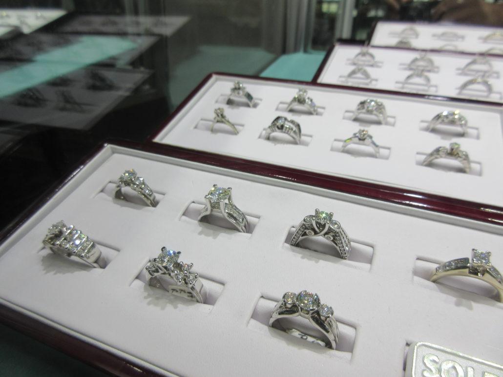 Custom Engagement Rings Houston
