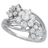 cluster-diamond-rings