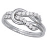 love-knot-diamond-rings